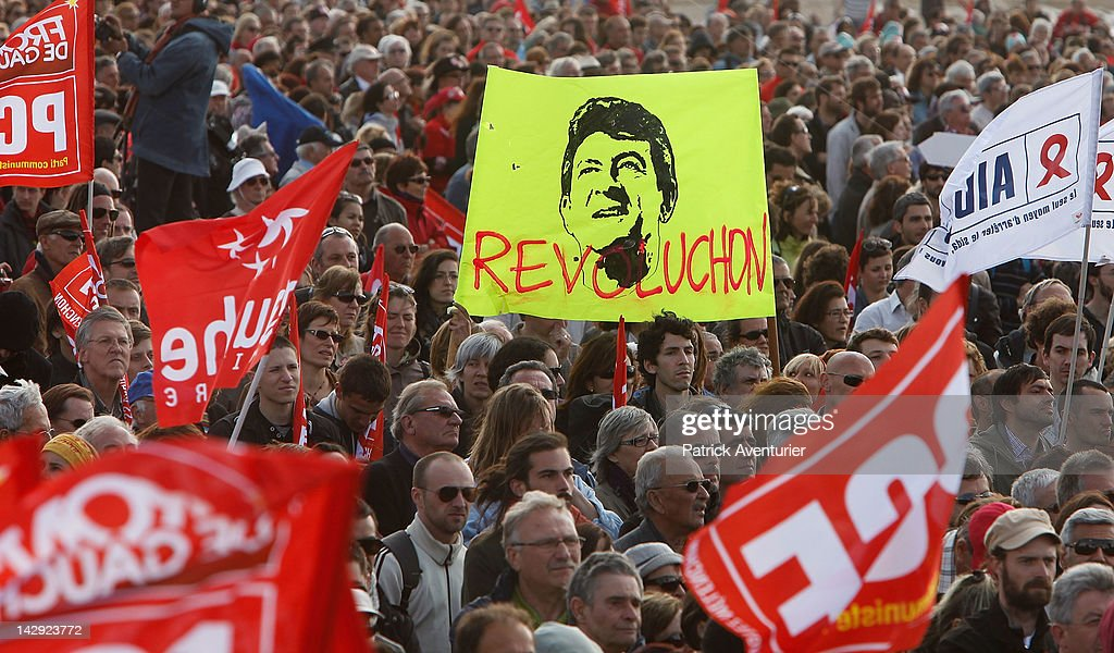 "Le ""Quoi l'Enculé du jour"" (©) - Page 17 Supporters-of-jeanluc-melenchon-attend-a-presidential-election-on-picture-id142923772"
