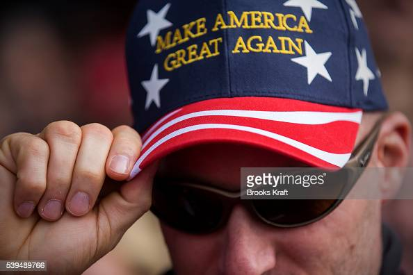 Make America Great Again Stock Photos and Pictures | Getty ...