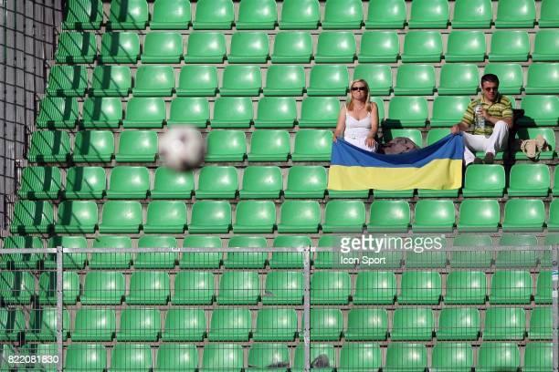 Supporters ukrainiens Rennes / Tavriya Simferopol