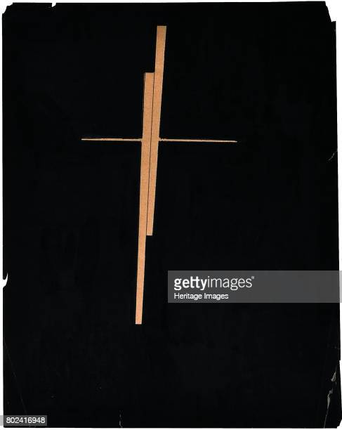 Suprematist Composition 19211922 Found in the collection of Sepherot Foundation