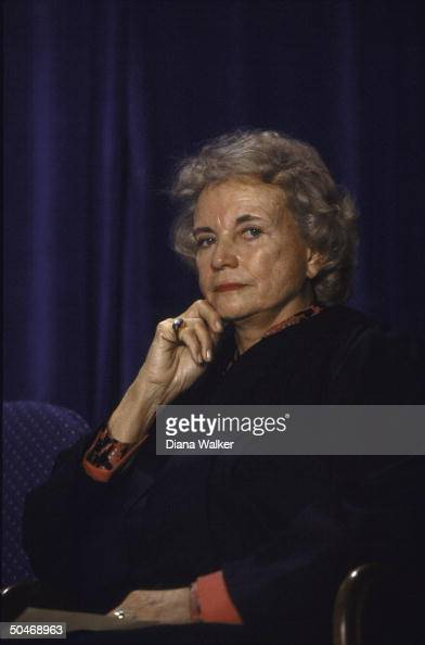 justice sandra day o connor The sandra day o'connor institute and arizona historical society are pleased to host portraits of courage: a commander in chief's tribute to america's warriors, a special exhibit from the george w bush institute, this fall.