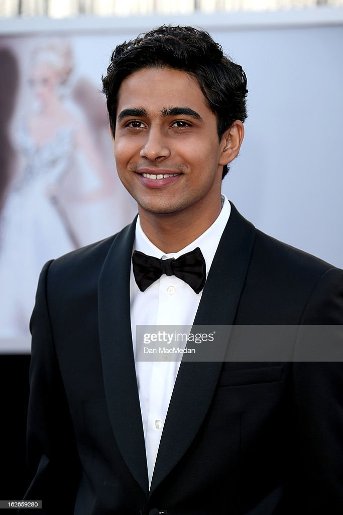 <a gi-track='captionPersonalityLinkClicked' href=/galleries/search?phrase=Suraj+Sharma&family=editorial&specificpeople=9768453 ng-click='$event.stopPropagation()'>Suraj Sharma</a> arrives at the 85th Annual Academy Awards at Hollywood & Highland Center on February 24, 2013 in Hollywood, California.