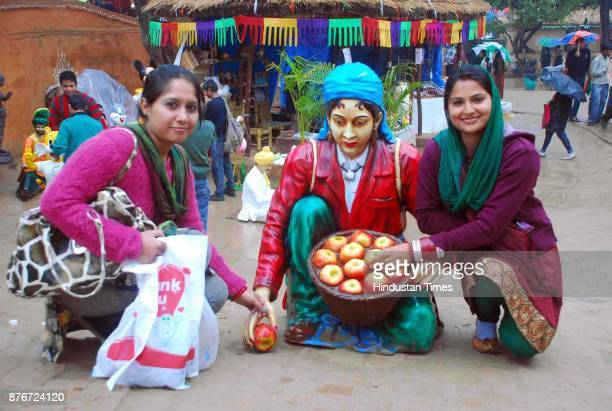 Surajkund Crafts Mela organised at Surajkund in Faridabad The 15day annual event which is observing its silverjubilee edition this year started on...