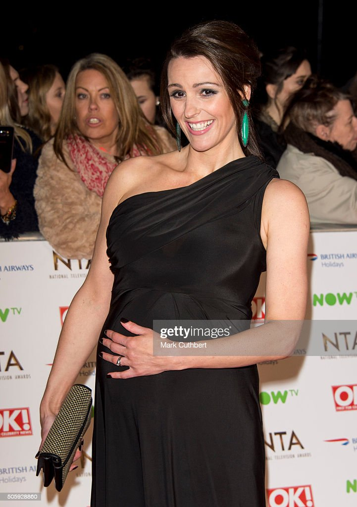 Suranne Jones attends the 21st National Television Awards at The O2 Arena on January 20, 2016 in London, England.