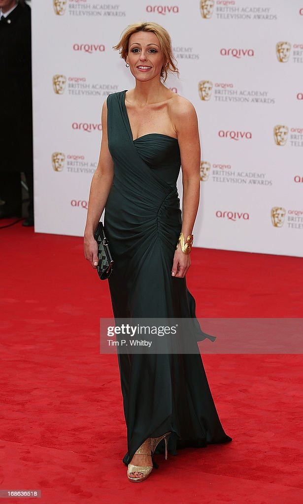 Suranne Jones attends the Arqiva British Academy Television Awards 2013 at the Royal Festival Hall on May 12, 2013 in London, England.