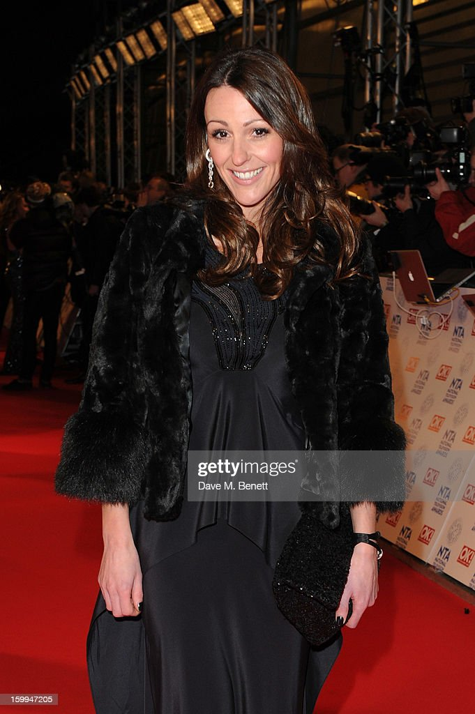 Suranne Jones attends the the National Television Awards at 02 Arena on January 23, 2013 in London, England.