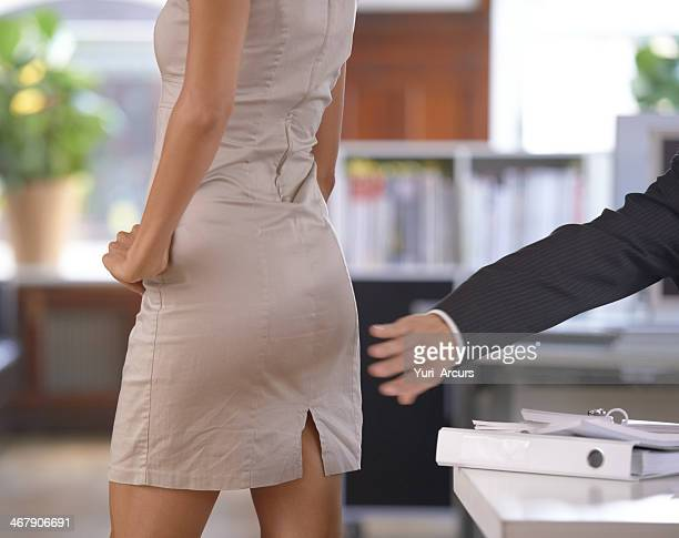 Surely a small smack won't hurt? - Sexual Harassment Risk