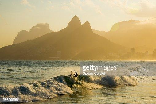 Surf at Ipanema