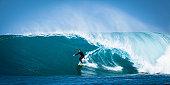 Surf break