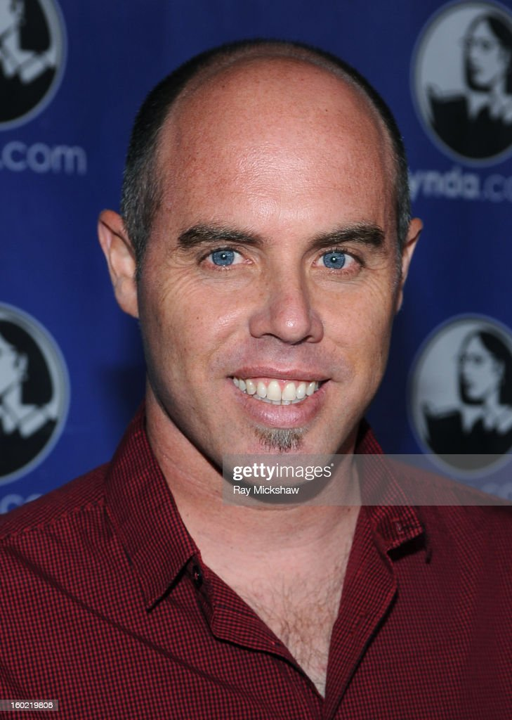 Surf forecaster Ben Mat attends the screening of 'Storm Surfers 3D' at the 28th Santa Barbara International Film Festival on January 27, 2013 in Santa Barbara, California. (Photo by Ray Mickshaw/WireImage)son