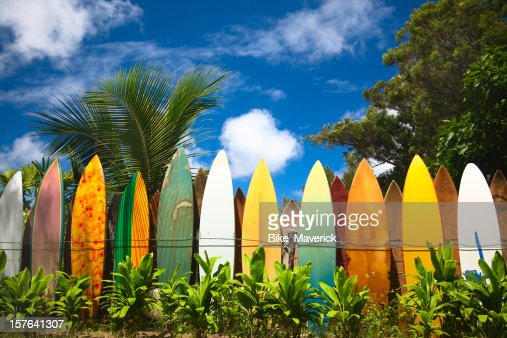Isole hawaii foto e immagini stock getty images - Tavole da surf decathlon ...