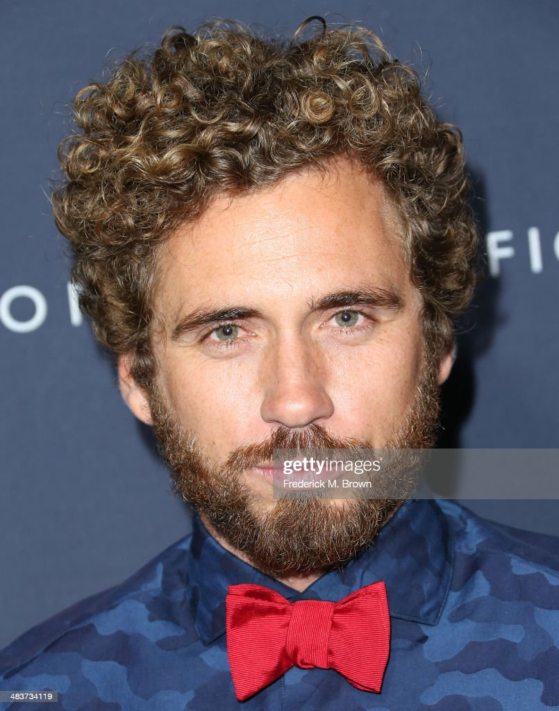 Surfer Alek Parker attends Zooey Deschanel and Tommy Hilfiger Debut New Capsule Collection at The London Hotel on April 9, 2014 in West Hollywood, California.