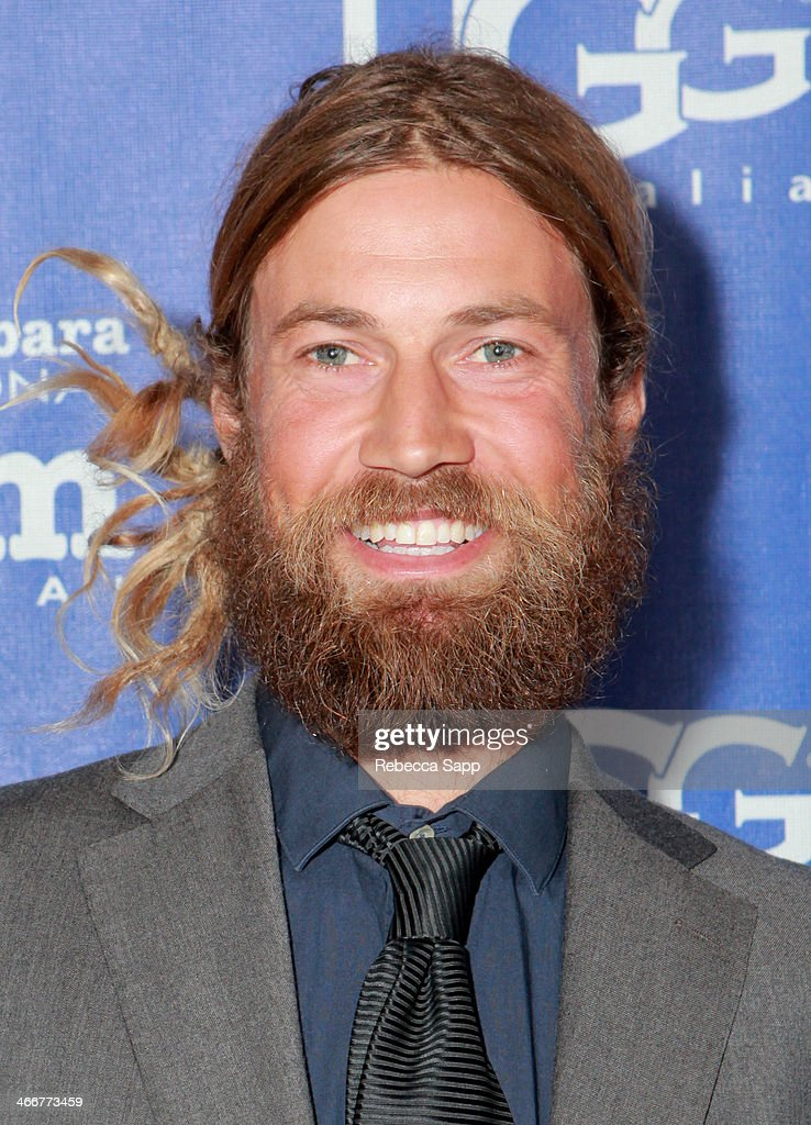Surfer Chris Del Moro attends a screening of 'Bella Vita' at the at the 29th Santa Barbara International Film Festival on February 3, 2014 in Santa Barbara, California.