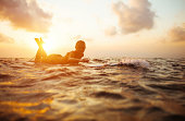 surfer girl