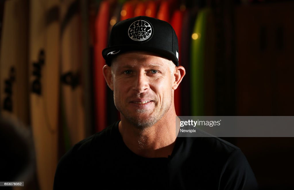 Mick Fanning Attends Quiksilver Pro 2017 Launch