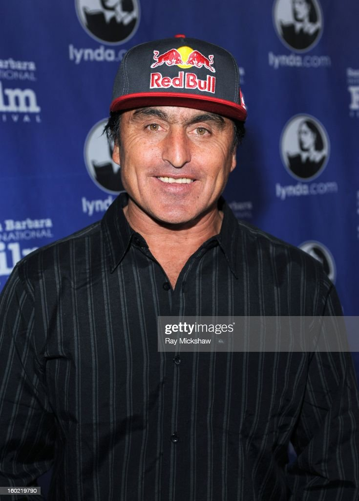 Surfer Ross Clarke Jones attends the screening of 'Storm Surfers 3D' at the 28th Santa Barbara International Film Festival on January 27, 2013 in Santa Barbara, California.