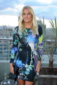 Surfer Stephanie Gilmore attends the ASP The World Surf League cocktail party at The Jimmy at the James Hotel on July 24 2014 in New York City