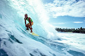 Surfing at Cloud 9