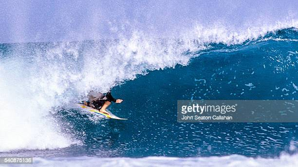 Surfing in East Nusa Tenggara