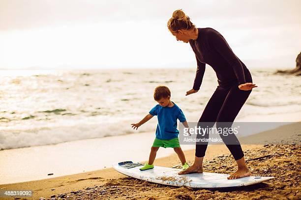 Surf lições