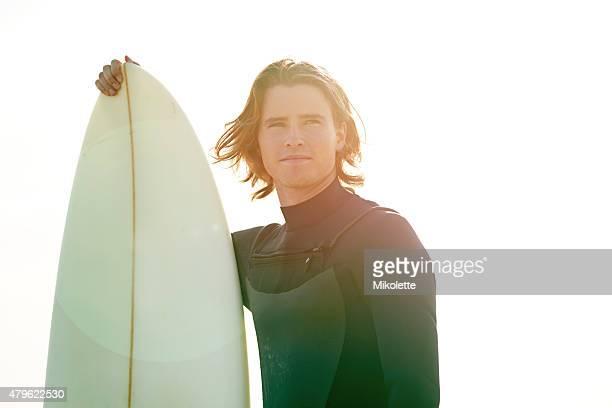 サーフィン心を落ち着かせて、