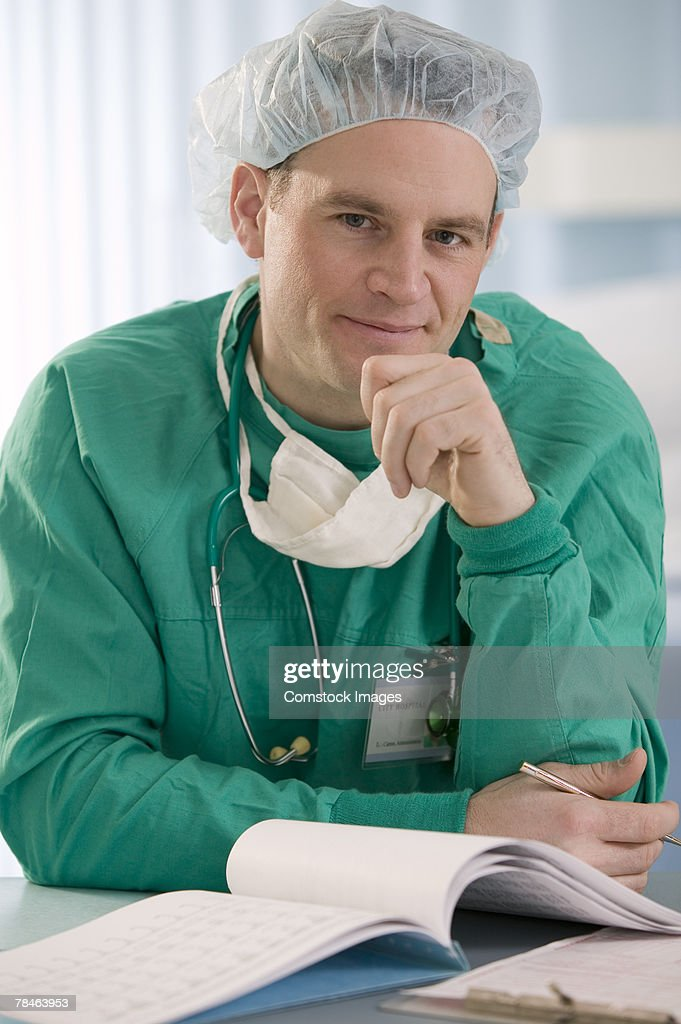 Surgeon : Stock Photo