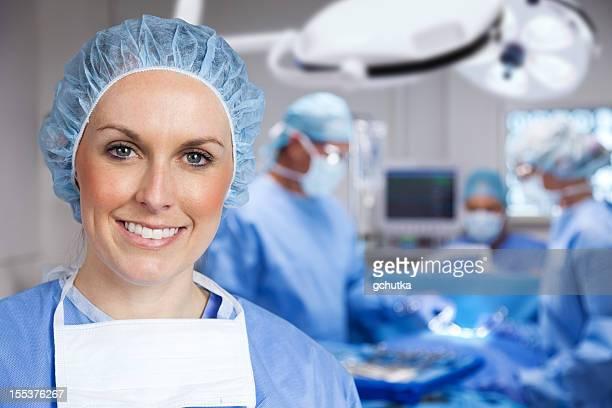 Infirmière de chirurgie