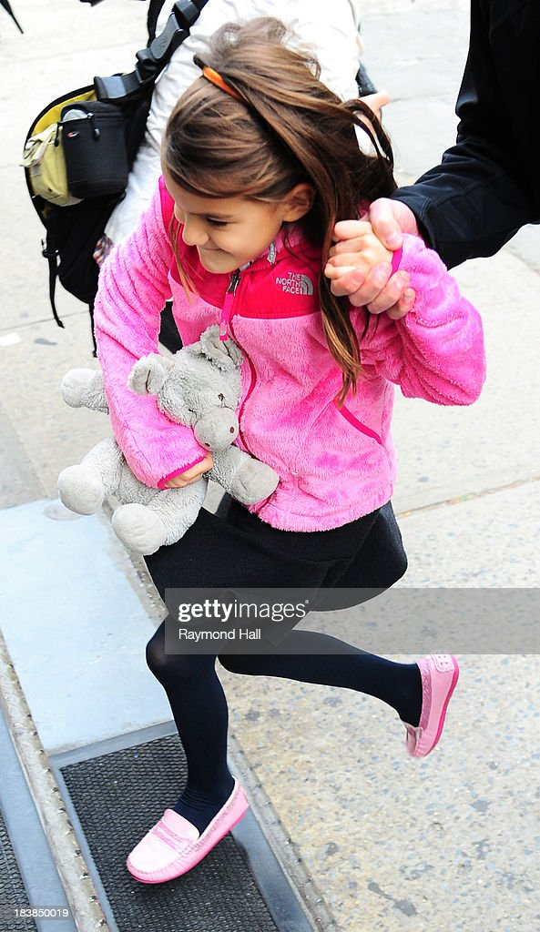 <a gi-track='captionPersonalityLinkClicked' href=/galleries/search?phrase=Suri+Cruise&family=editorial&specificpeople=4029470 ng-click='$event.stopPropagation()'>Suri Cruise</a> is seen is Soho on October 9, 2013 in New York City.