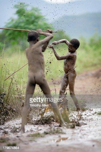 Ghana african tribe girls nude