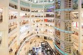 Suria KLCC, shopping mall, Kuala Lumpur, Malaysia