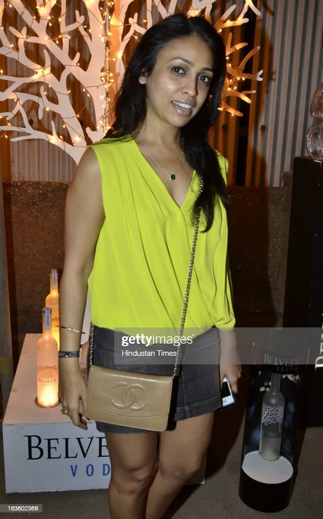 Surily Goel attending Special preview of Otlo Design project hosted by Belvedere Vodka at Bhavishyavani Backyard, Bandra on March 11, 2013 in Mumbai, India.