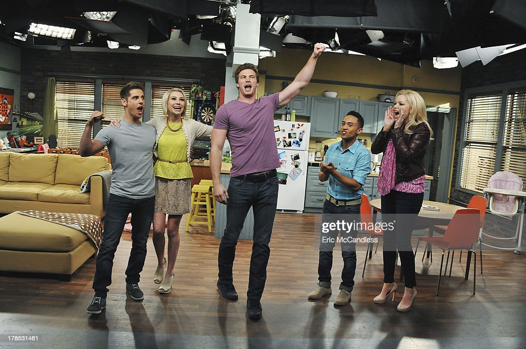 DADDY - 'Surprise!' - Ben organizes the perfect birthday for Riley but his plans go awry and Emma's mother makes an appearance on the summer finale of 'Baby Daddy,' airing Wednesday, September 4th, at 8:30pm ET/PT on ABC Family. Photos by Eric McCandless / ABC Family Via Getty Images JEAN