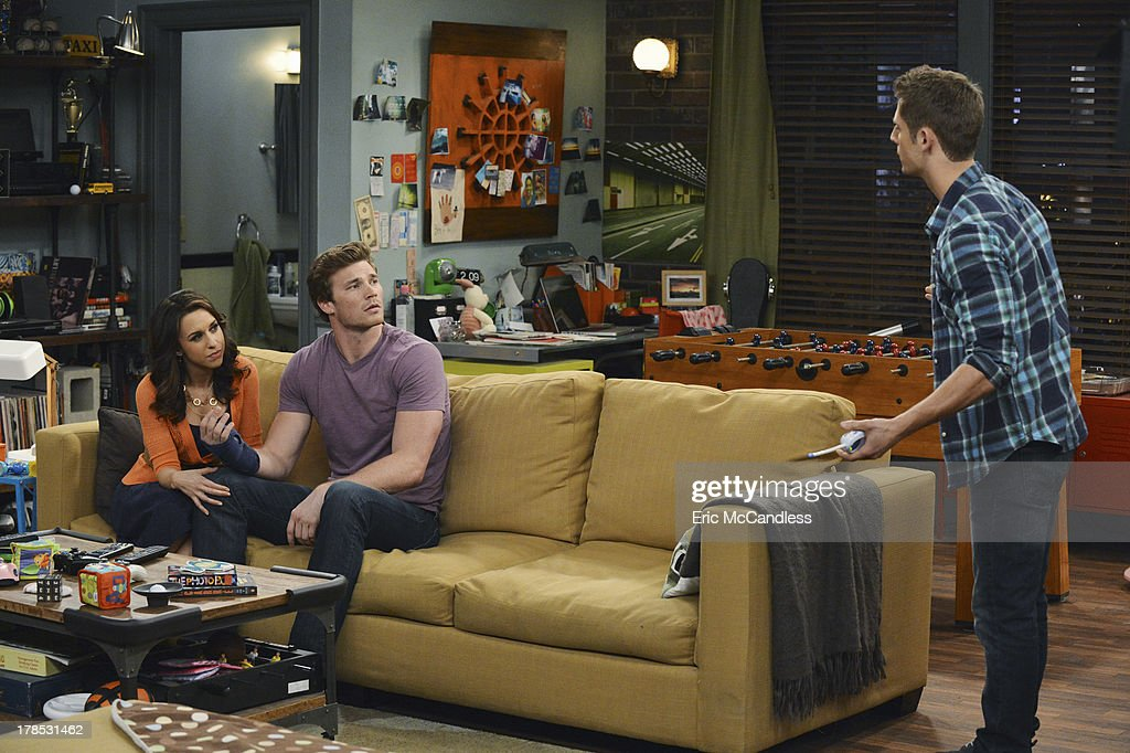 DADDY - 'Surprise!' - Ben organizes the perfect birthday for Riley but his plans go awry and Emma's mother makes an appearance on the summer finale of 'Baby Daddy,' airing Wednesday, September 4th, at 8:30pm ET/PT on ABC Family. Photos by Eric McCandless / ABC Family Via Getty Images BILODEAU