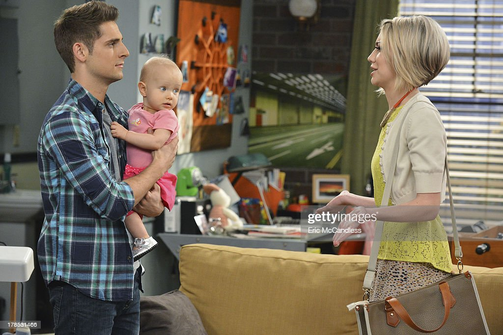 DADDY - 'Surprise!' - Ben organizes the perfect birthday for Riley but his plans go awry and Emma's mother makes an appearance on the summer finale of 'Baby Daddy,' airing Wednesday, September 4th, at 8:30pm ET/PT on ABC Family. Photos by Eric McCandless / ABC Family Via Getty Images KANE