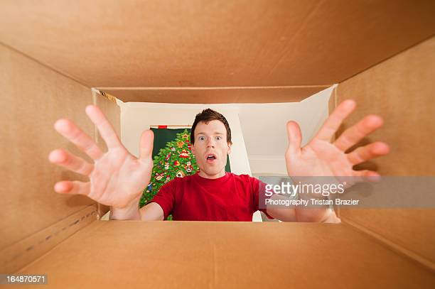 Surprise Christmas Box