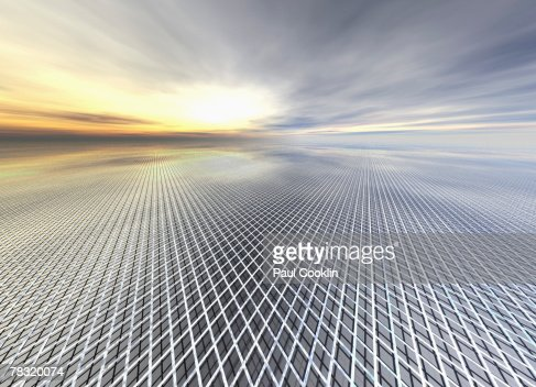Surreal landscape : Stock Photo