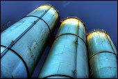 Surreal silos