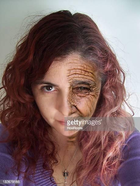 Surrealist self portrait