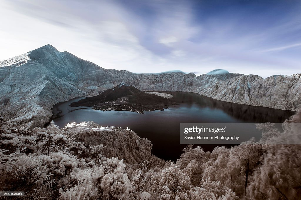 Surrealistic Sight   Mount Rinjani   Lombok, Indonesia