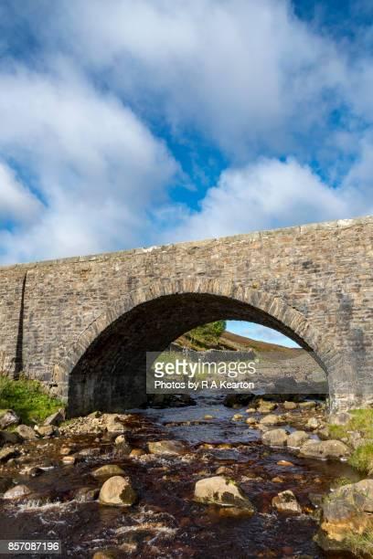 Surrender Bridge, Mill Gill, Reeth, Yorkshire Dales, England