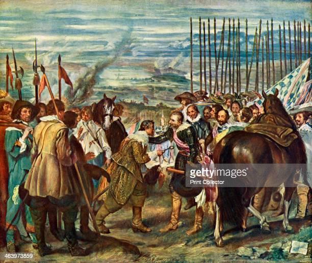 'Surrender of Breda ' 16341635