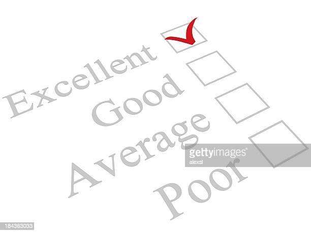 Survey - Excellent