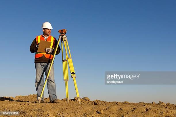 Surveyor and Equipment