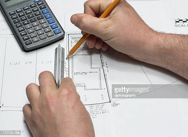Surveyors Drawing