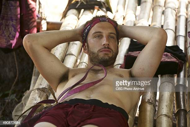'Survivor MacGyver' Stephen Fishbach during the second episode of SURVIVOR Wednesday Sept 30 The new season in Cambodia themed 'Second Chance'...