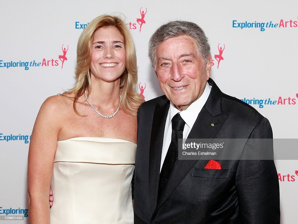 Susan Benedetto and Tony Bennett attend the Tony Bennett 85th birthday gala at The Metropolitan Opera House on September 18, 2011 in New York City.