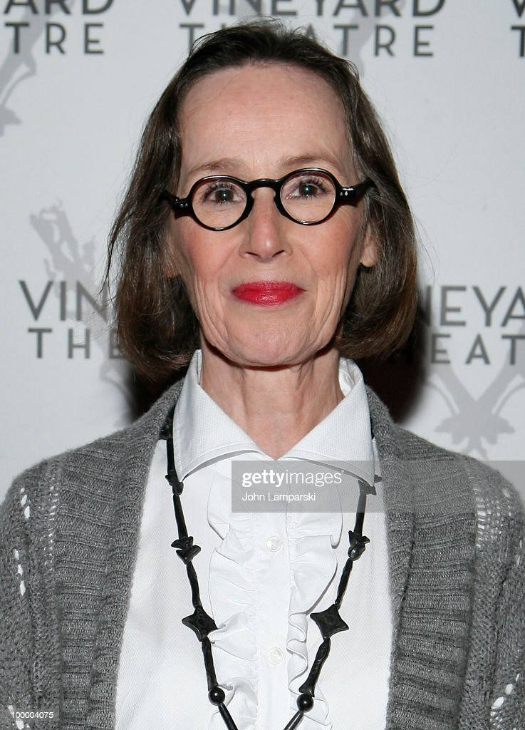 Susan Blommaert attends the opening night of 'The Metal Children' at the Vineyard Theatre on May 19, 2010 in New York City.