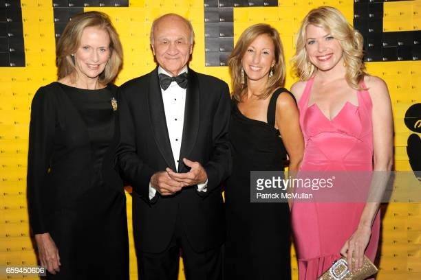 Susan Burden Nicholas Scoppetta Susan Magazine and Amy McFarland attend NEW YORKERS FOR CHILDREN 10th Annual Fall Gala at Cipriani 42nd on September...