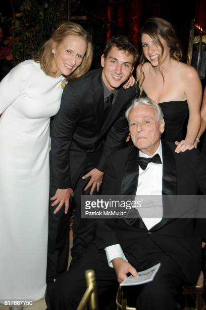Susan Burden Trevor Lombaer Shana AndersonHill and Bill Goldman attend NEW YORKERS FOR CHILDREN 2010 Fall Gala at Cipriani 42nd on September 21 2010...