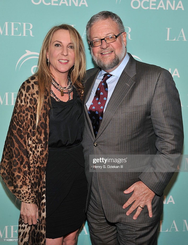 Susan Cohn Rockefeller and David Rockefeller Jr. attend World Ocean Day 2011 celebrated by La Mer and Oceana at Affirmation Arts on May 18, 2011 in New York City.